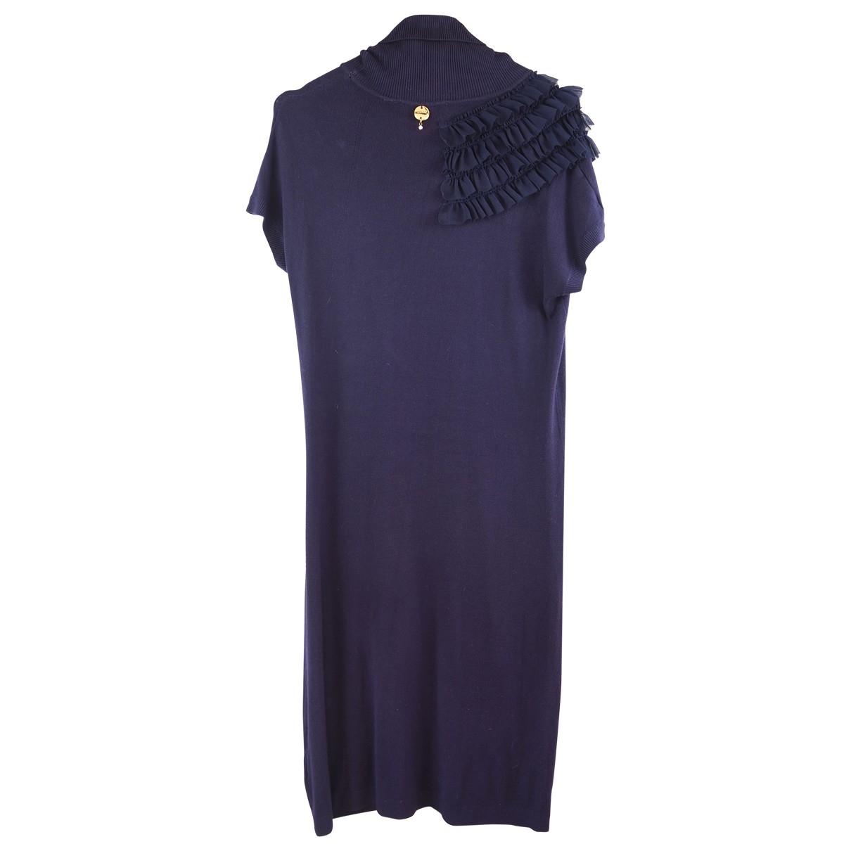 Liu.jo - Robe   pour femme en laine - violet