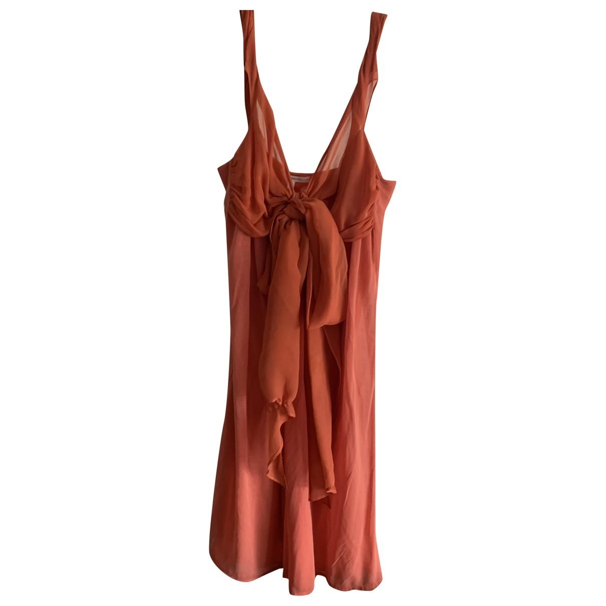 Vanessa Bruno \N Kleid in Baumwolle