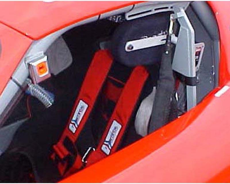 Team Tech TT-6004SRT-10 6 PT Viper SRT10 Ram Pac Harness Dodge Viper