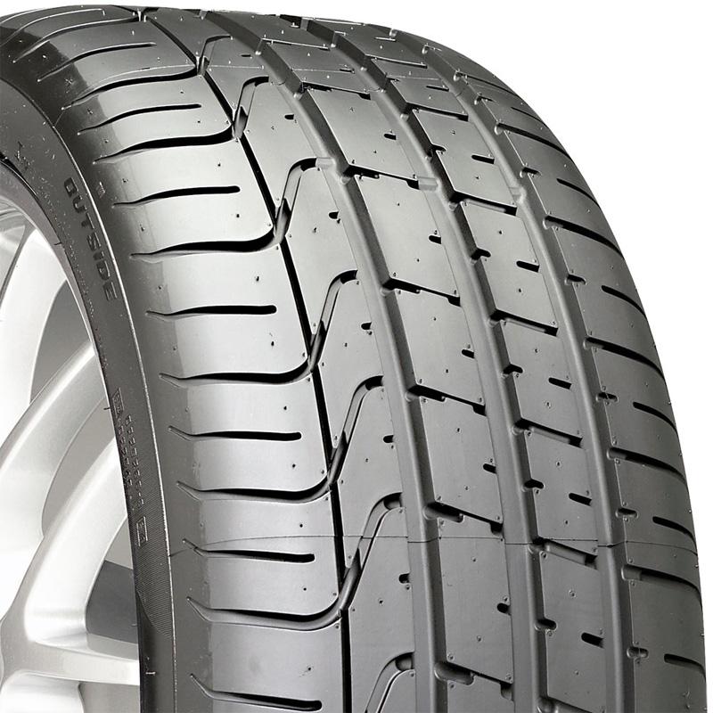 Pirelli 2361200 P Zero Tire 265 /35 R20 99Y XL BSW JA