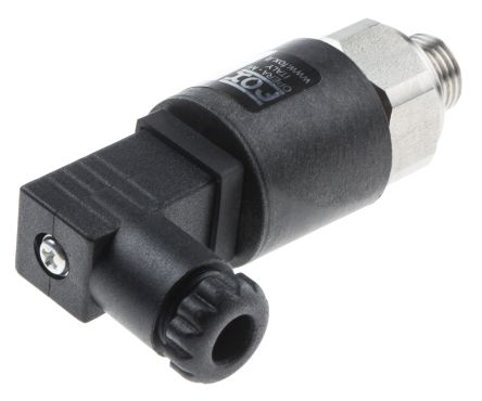 RS PRO Pressure Switch, 1/4 in BSP Male 1bar to 12 bar