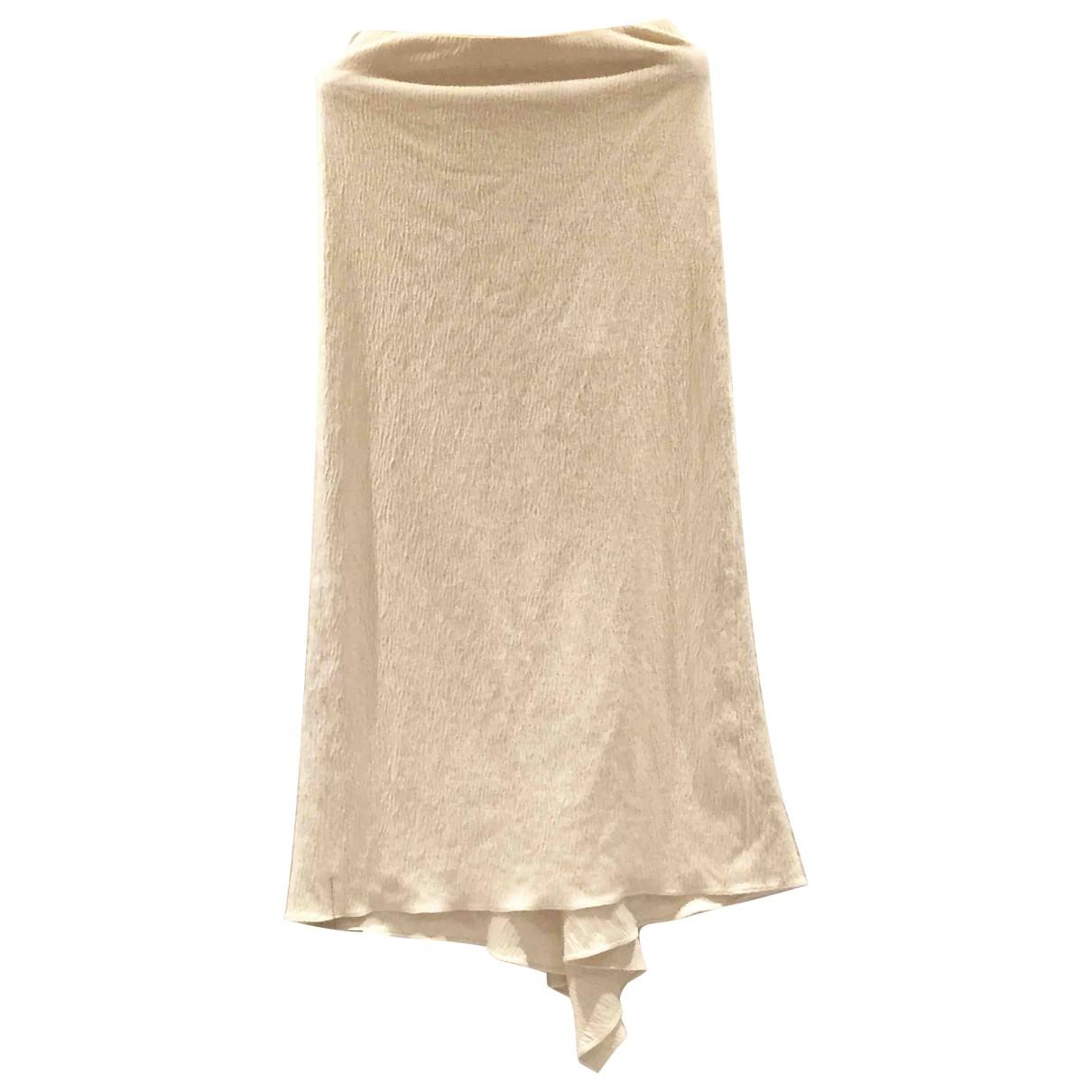 Rosetta Getty - Jupe   pour femme - beige