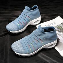 Slip On Air Cushion Sock Sneakers