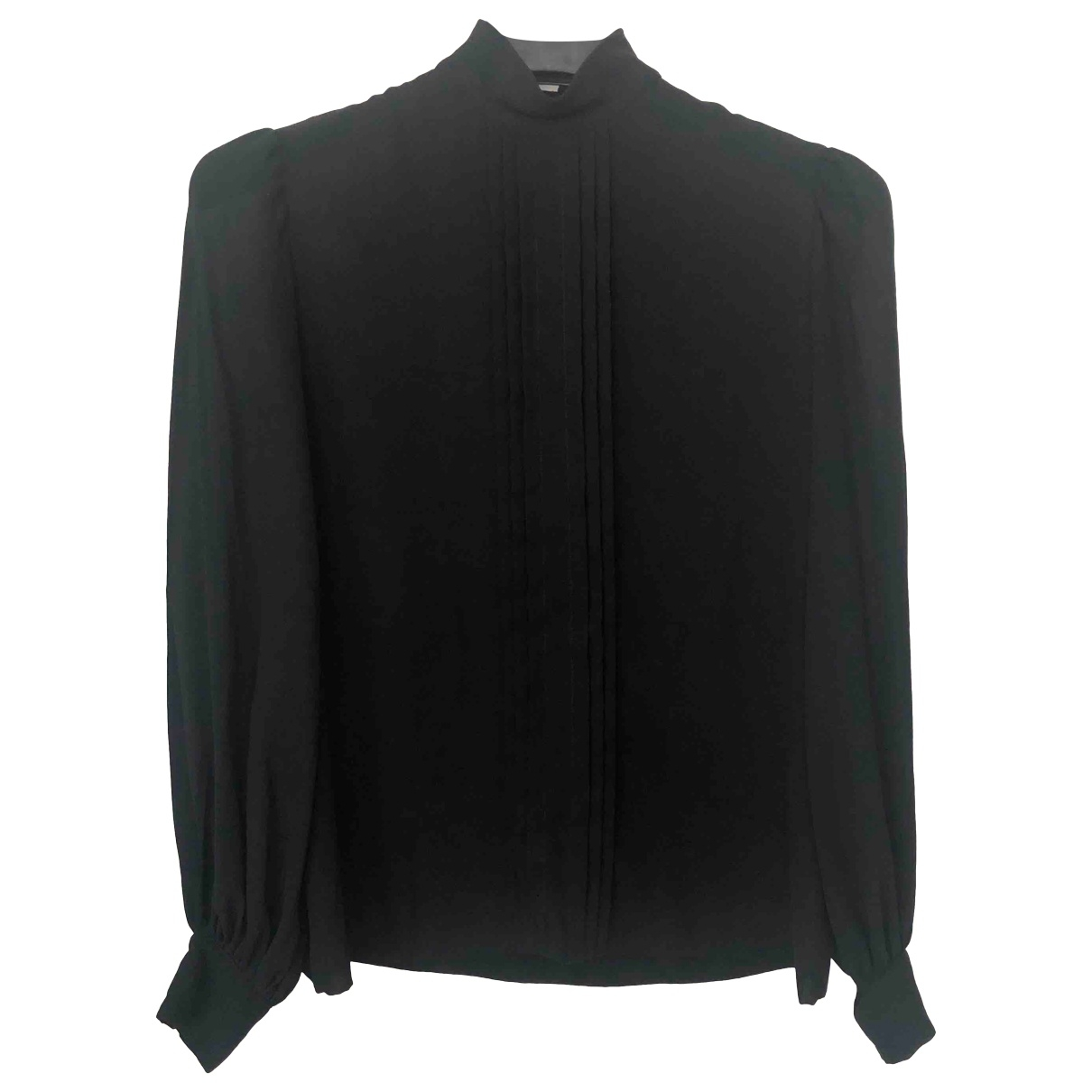 Marc By Marc Jacobs \N Top in  Schwarz Baumwolle