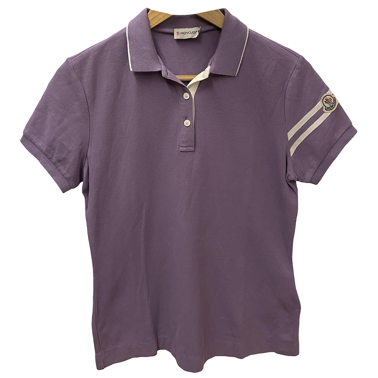 Moncler \N Purple Cotton  top for Women M International