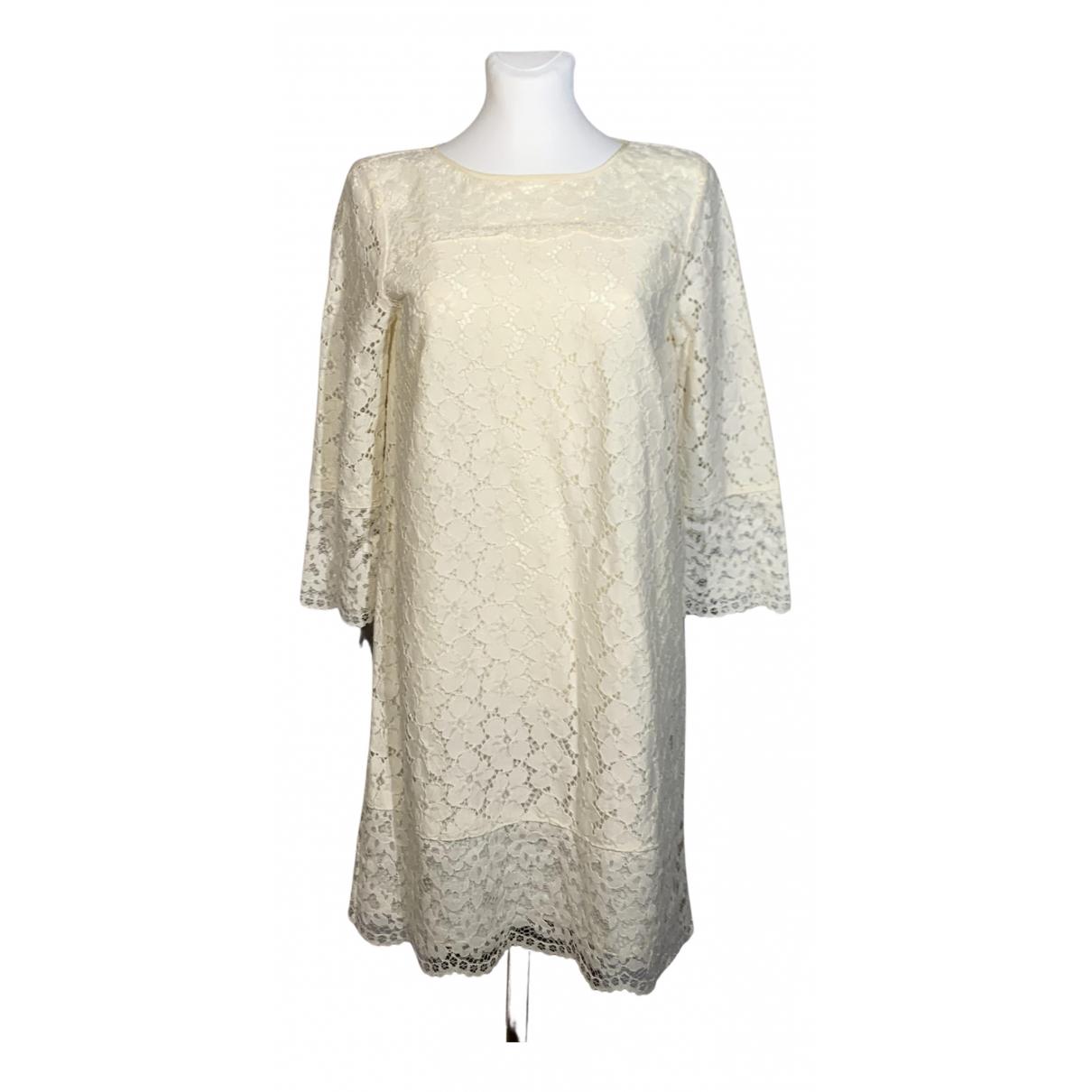 Tibi N Beige Lace dress for Women XS International