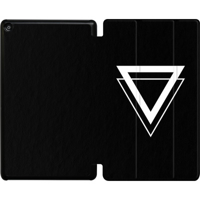 Amazon Fire HD 8 (2017) Tablet Smart Case - Falling von caseable Designs