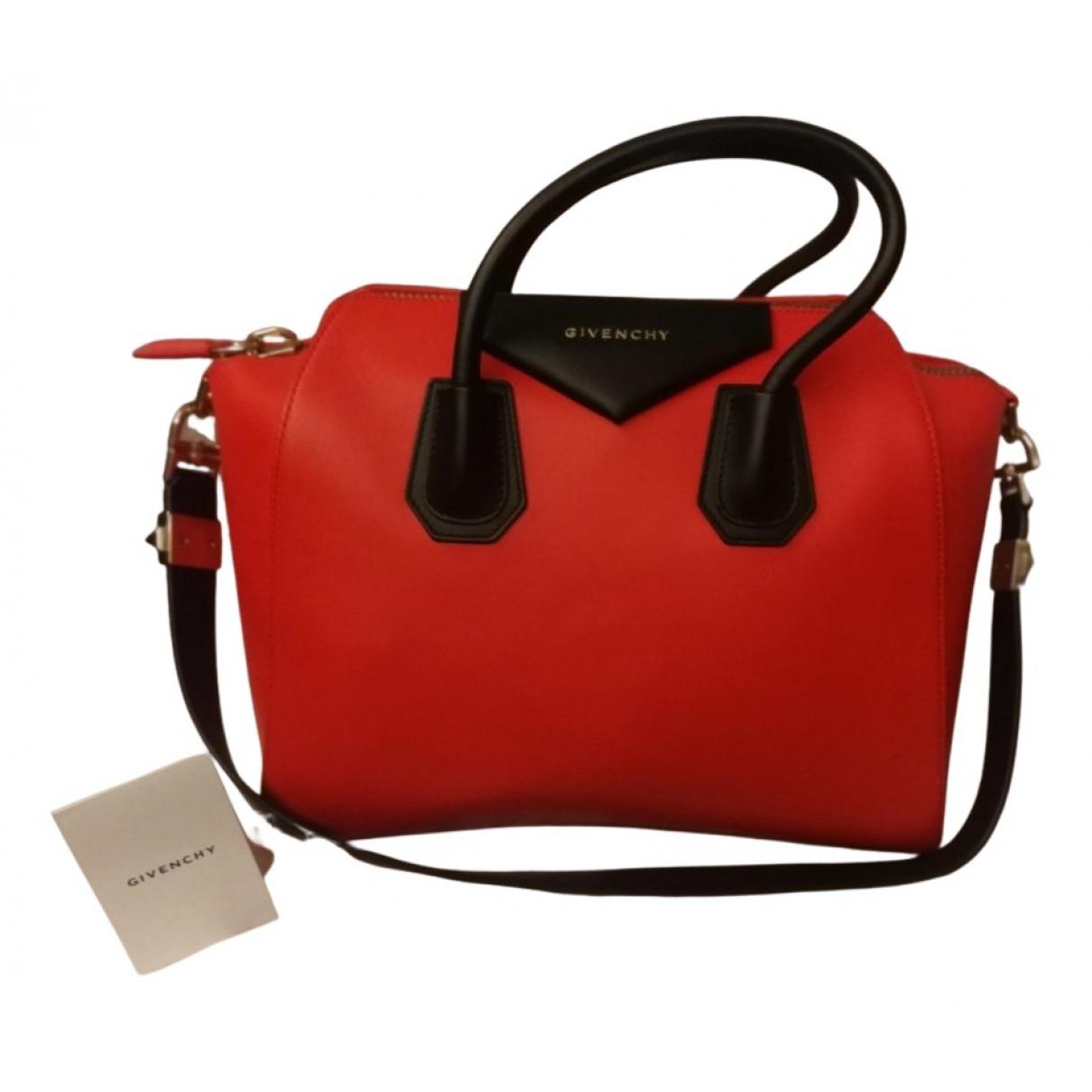 Givenchy - Sac a main Antigona pour femme en cuir - multicolore