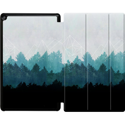Amazon Fire HD 10 (2017) Tablet Smart Case - Woods Abstract von Mareike Bohmer