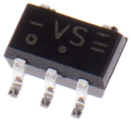 Nexperia 74HC1G04GW,125 CMOS Inverter, 5-Pin TSSOP (30)