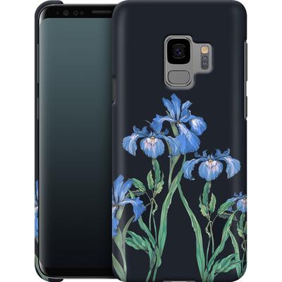 Samsung Galaxy S9 Smartphone Huelle - My Iris von Stephanie Breeze