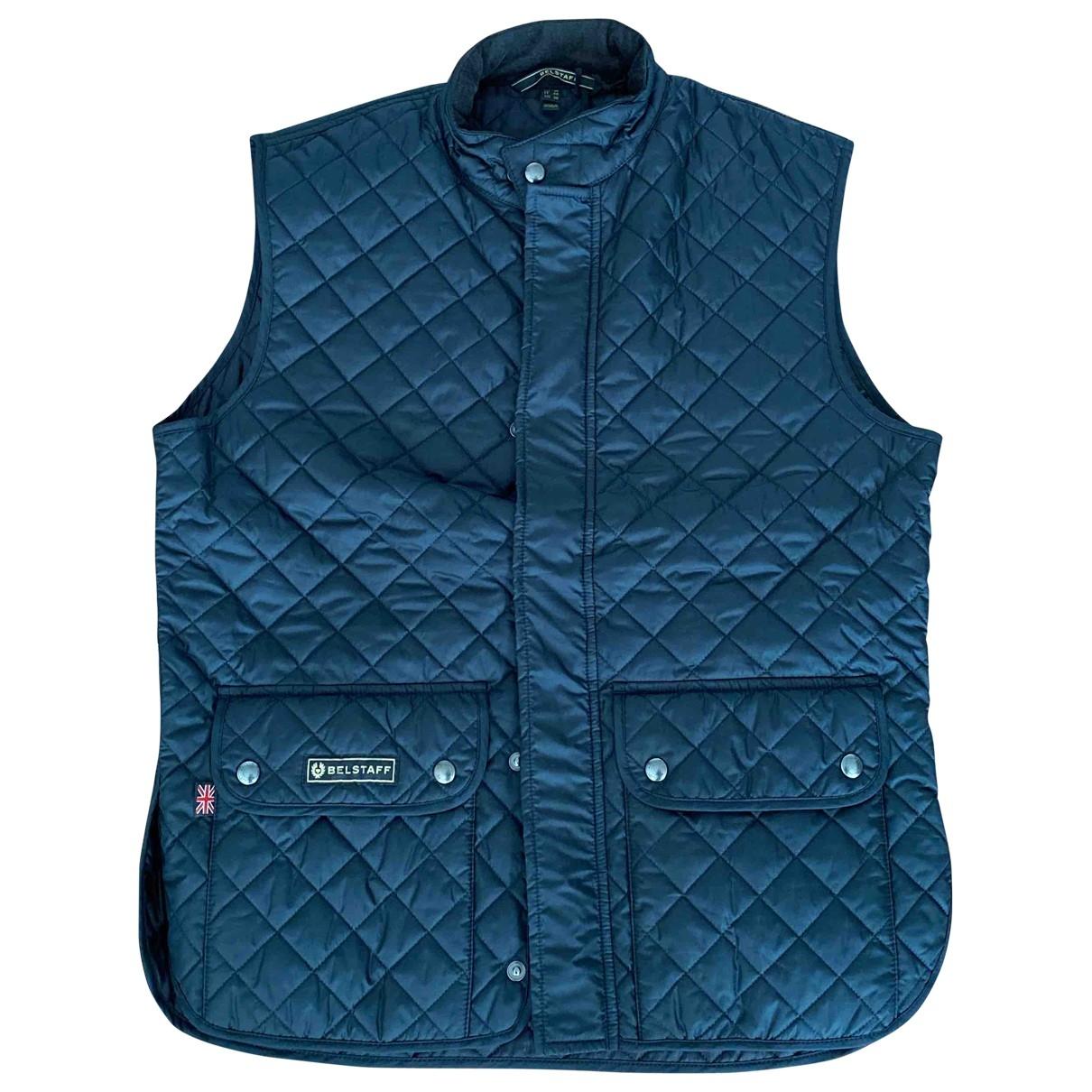 Belstaff \N Blue jacket  for Men 48 FR