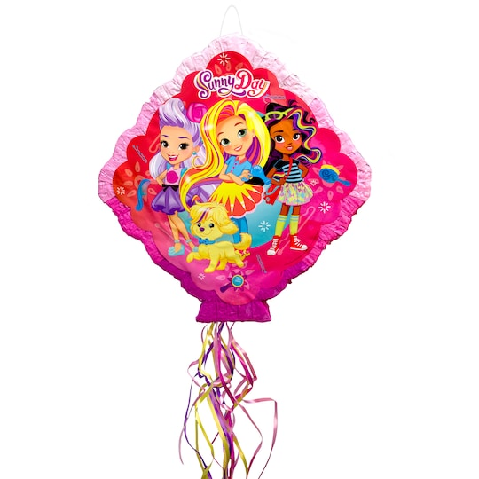 Sunny Day Pinata, Pull String By Nickelodeon | Michaels®