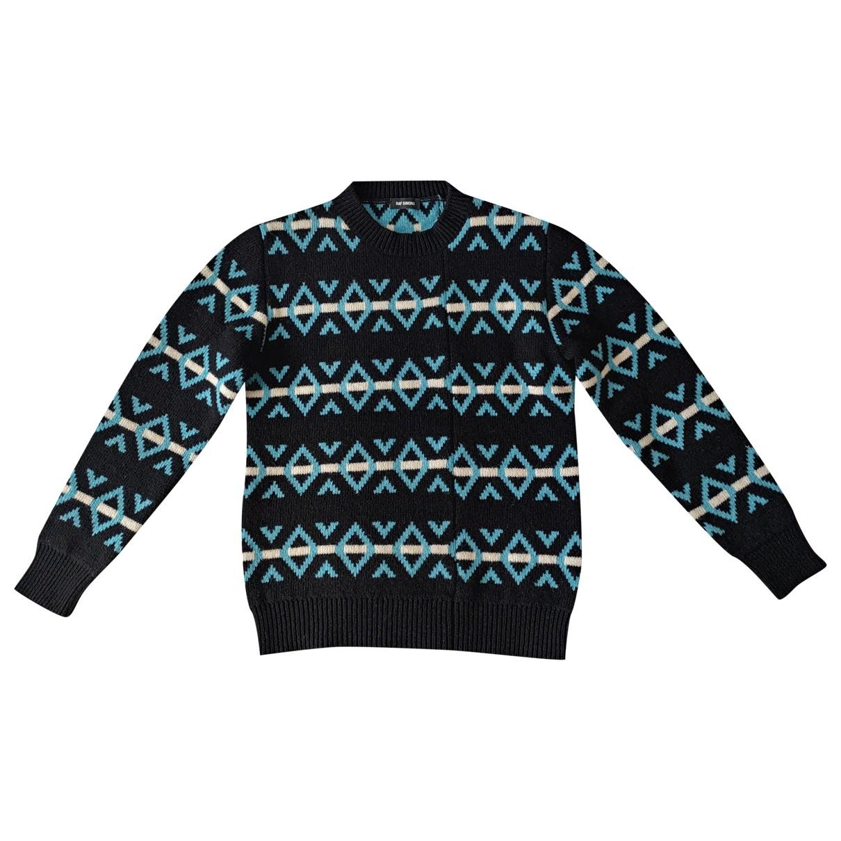 Raf Simons \N Pullover.Westen.Sweatshirts  in  Bunt Wolle