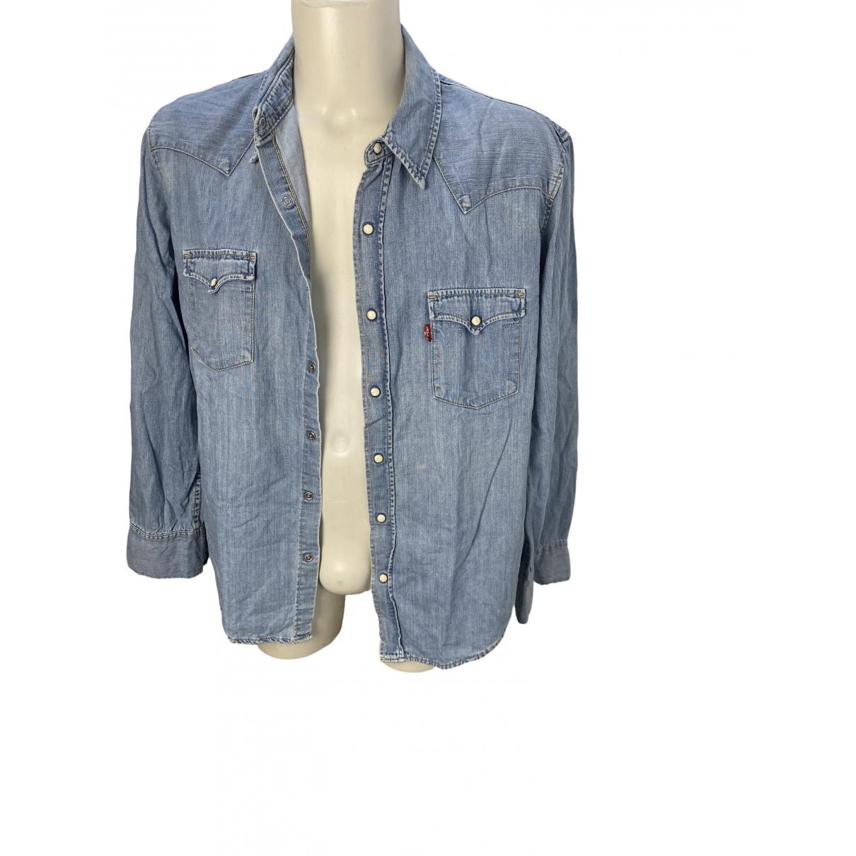 Levis - Chemises   pour homme en coton
