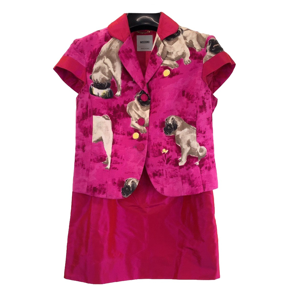 Moschino N Pink jacket for Women One Size 0-5
