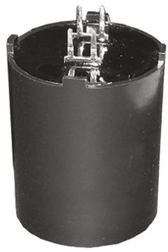 Cornell-Dubilier 10μF Polypropylene Capacitor PP 1kV dc ±10% Tolerance Through Hole UNL Series