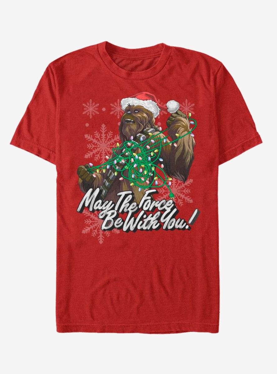 Star Wars Wookiee Force T-Shirt