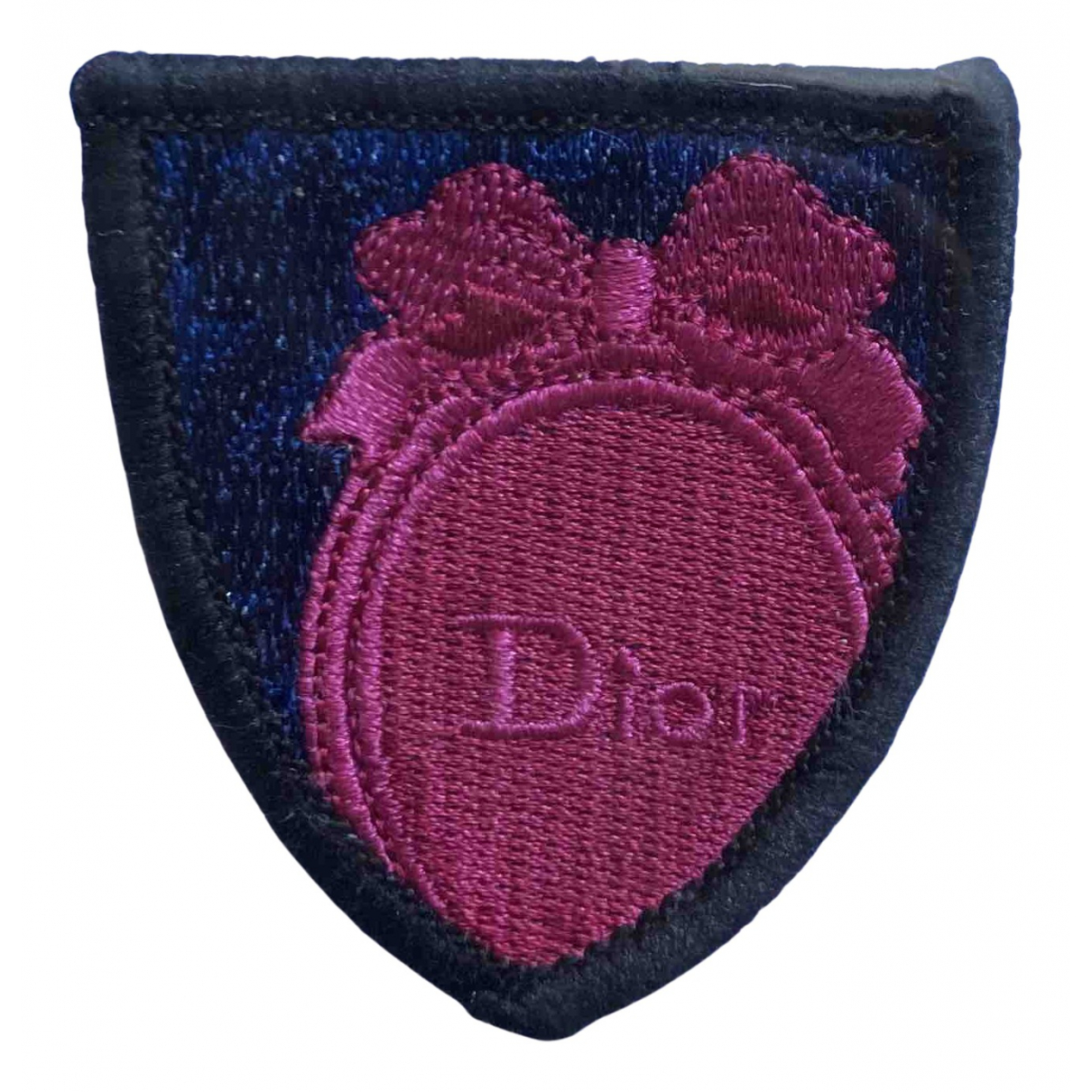 Dior \N Pink Cloth Pins & brooches for Women \N