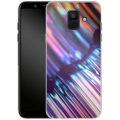 Samsung Galaxy A6 Silikon Handyhuelle - High Tide von Danny Ivan