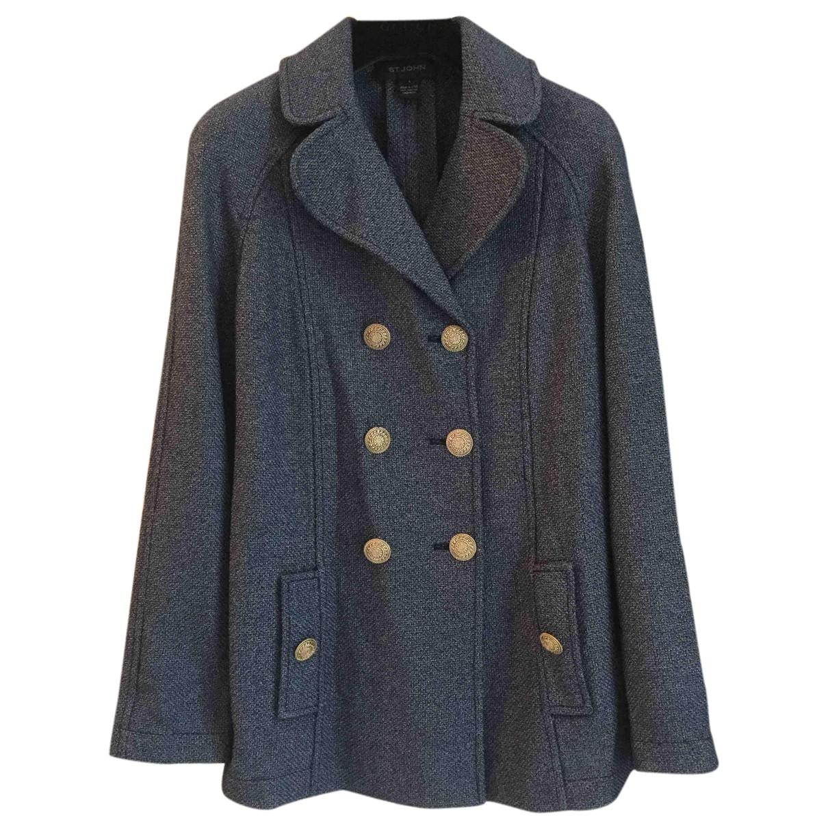St John N Wool jacket for Women 2 US