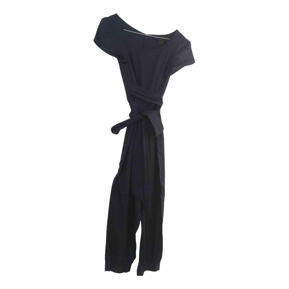 Marc By Marc Jacobs N Blue Cotton jumpsuit for Women 2 US