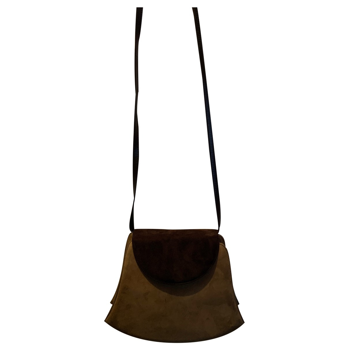 Charles Jourdan \N Brown Leather handbag for Women \N