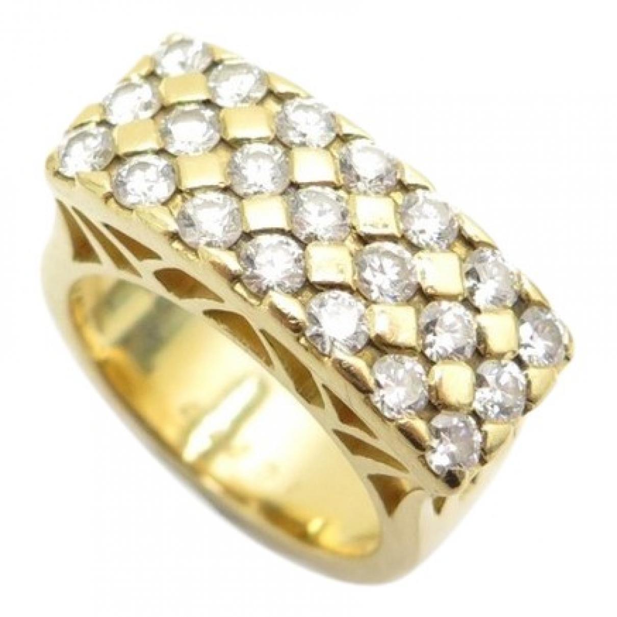 - Bague   pour femme en or jaune