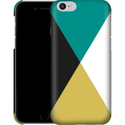 Apple iPhone 6s Plus Smartphone Huelle - Four Triangles von caseable Designs