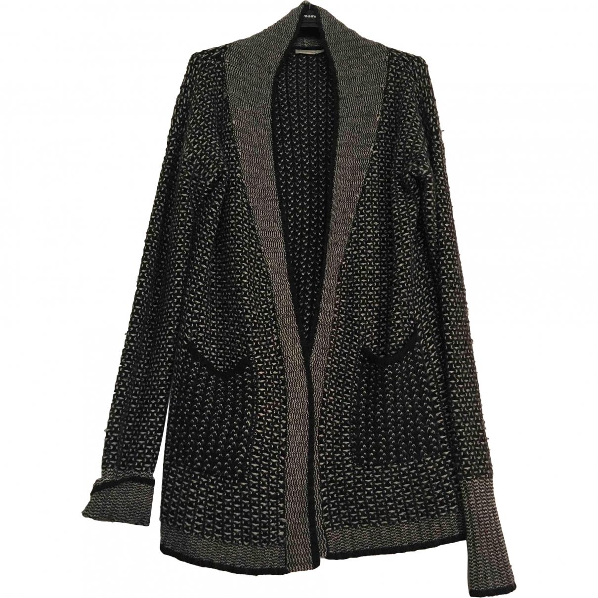 Calvin Klein \N Pullover in  Schwarz Wolle