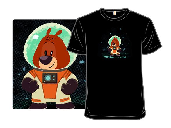 Space Bear T Shirt