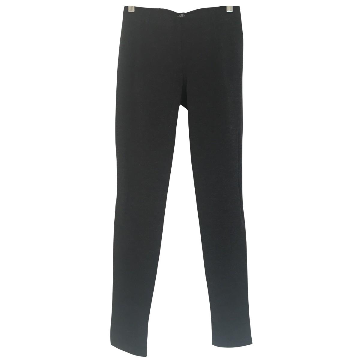 Vince \N Grey Trousers for Women XS International