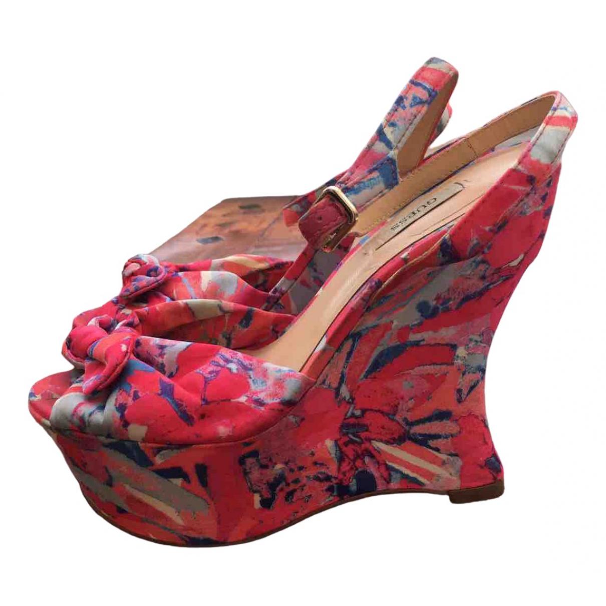 Sandalias de Lona Guess