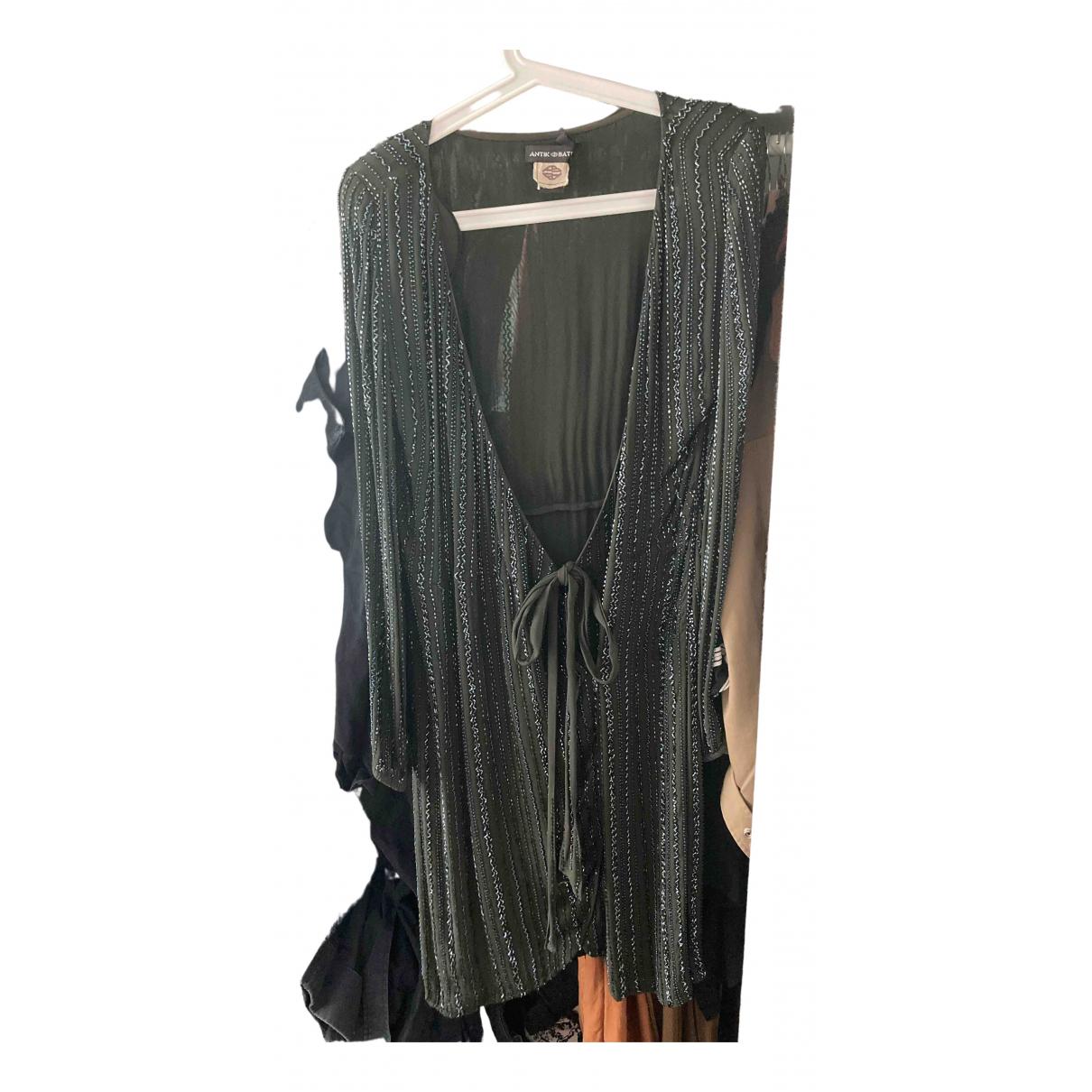 Antik Batik - Robe   pour femme - kaki