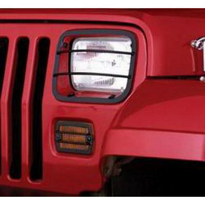 Rugged Ridge Headlight and Turn Signal Guards - 11230.02