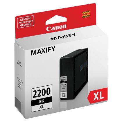 Canon PGI-2200XL Original Black Ink Cartridge High Yield