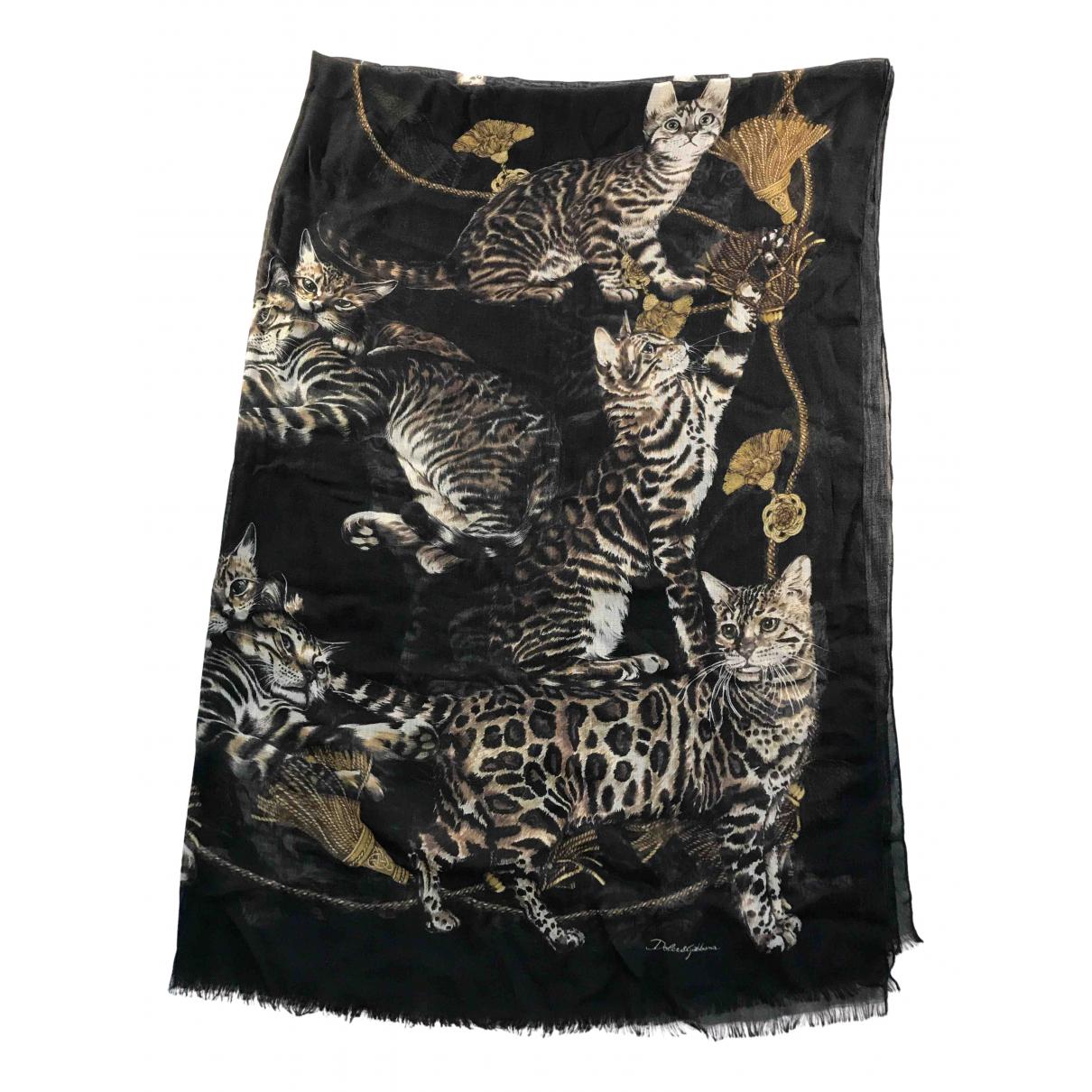 Estola de Seda Dolce & Gabbana