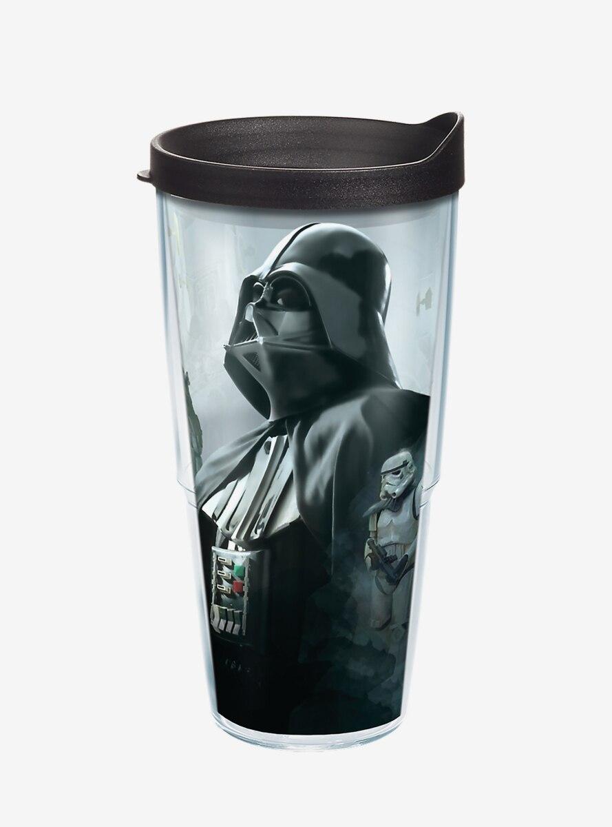 Star Wars Darth Empire 24 oz Tumbler With Lid