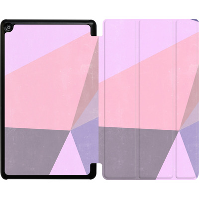 Amazon Fire HD 8 (2018) Tablet Smart Case - Sweet Collage  von Emanuela Carratoni
