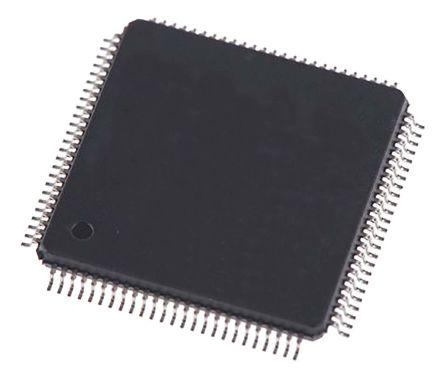 STMicroelectronics STM32F746VGT6, 32bit ARM Cortex M7 Microcontroller, STM32F, 216MHz, 1.024 MB Flash, OTP, 100-Pin LQFP
