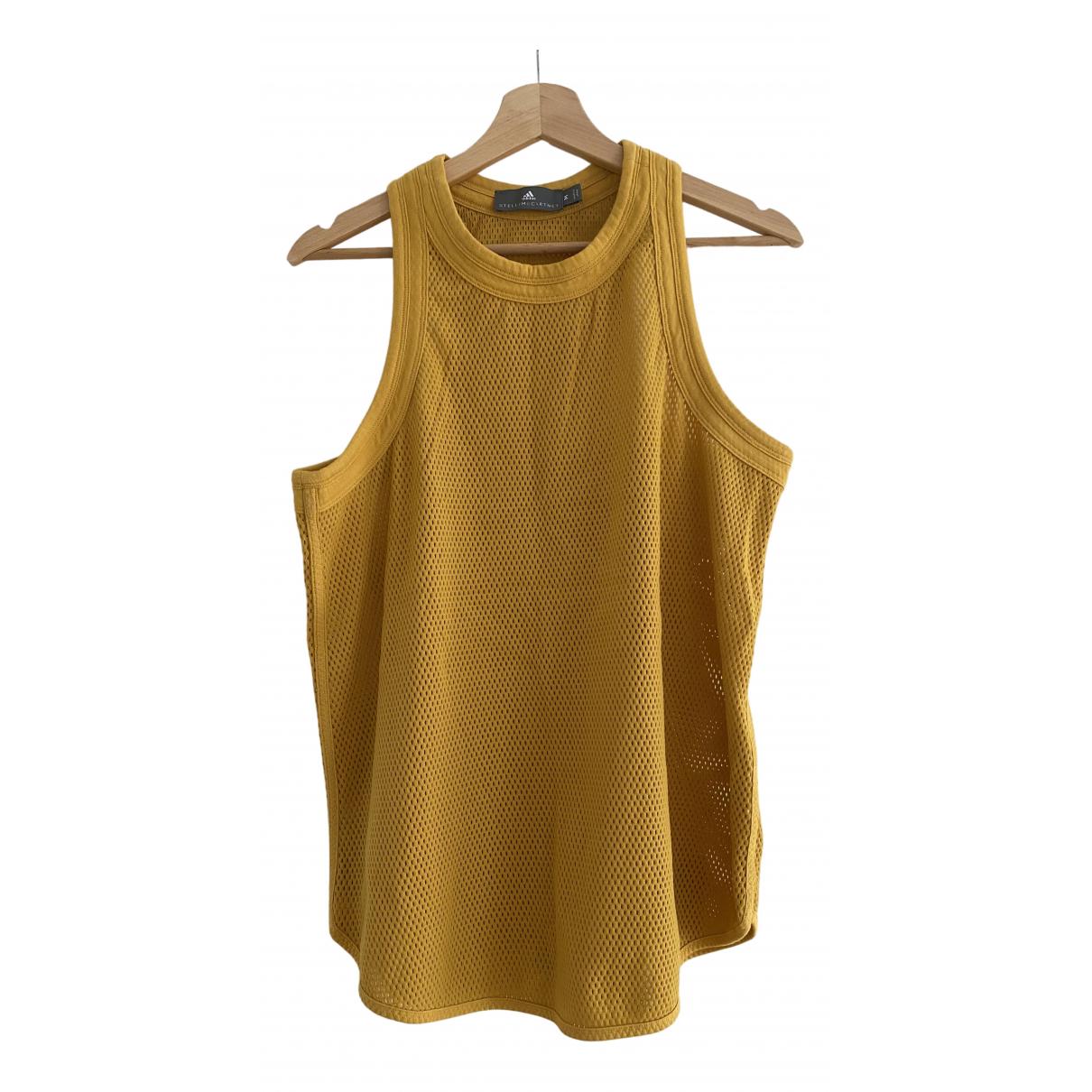 Stella Mccartney Pour Adidas \N Yellow  top for Women M International