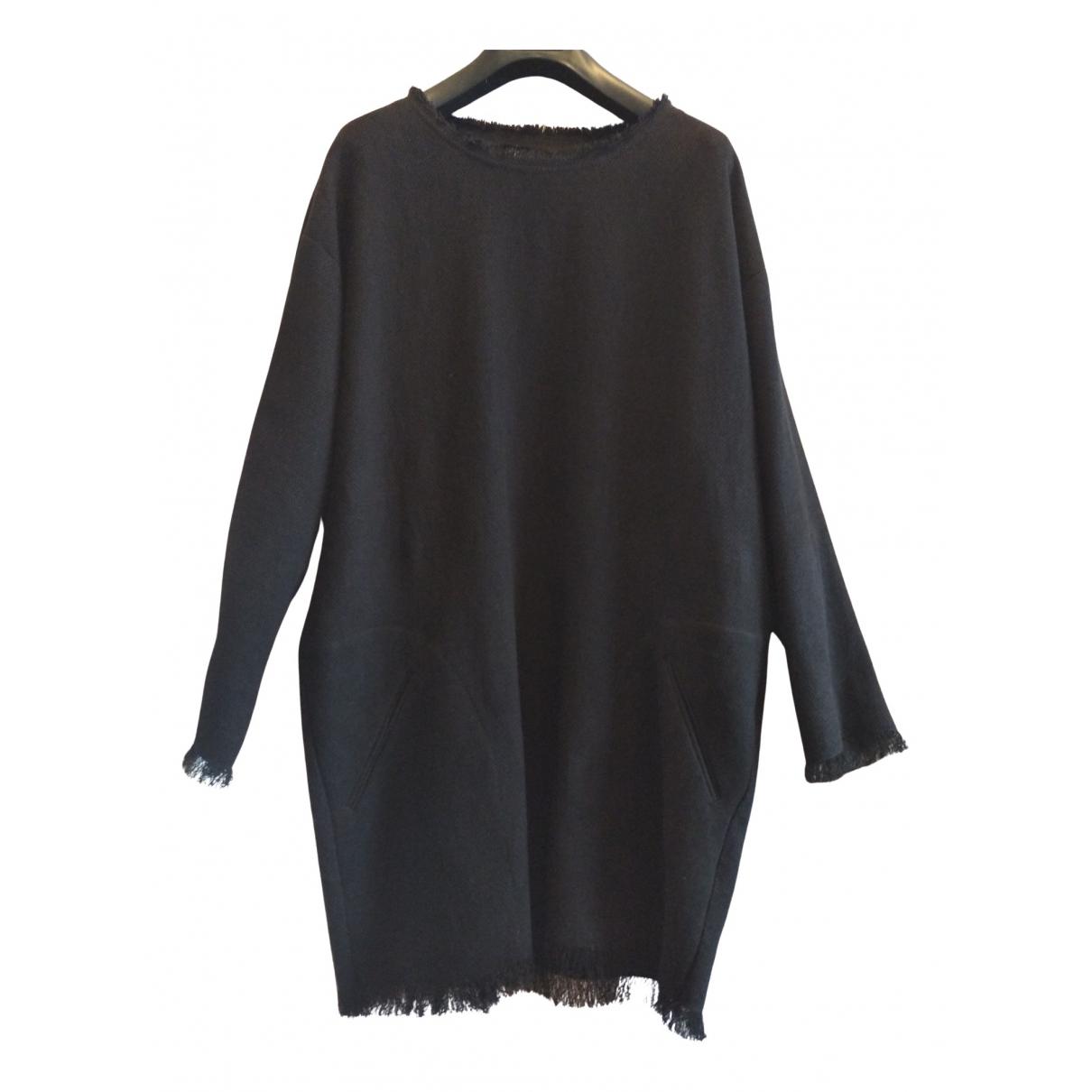 Isabel Marant Etoile - Robe   pour femme en lin - noir