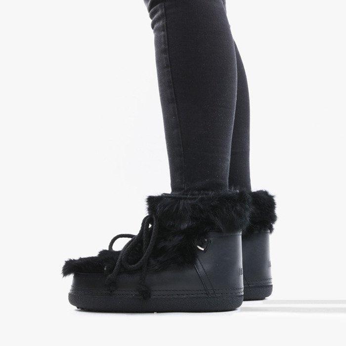 Inuikii Boot Rabbit 70101-11 Black