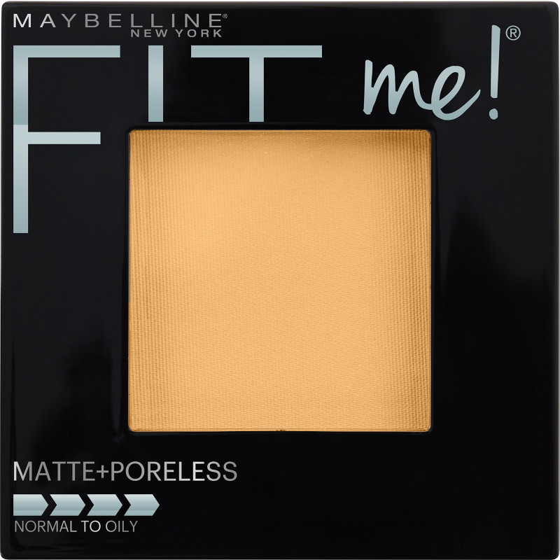 Fit Me Matte + Poreless Powder - Natural Buff