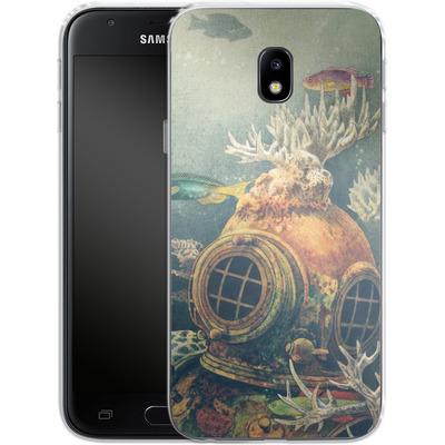Samsung Galaxy J3 (2017) Silikon Handyhuelle - Sea Change von Terry Fan