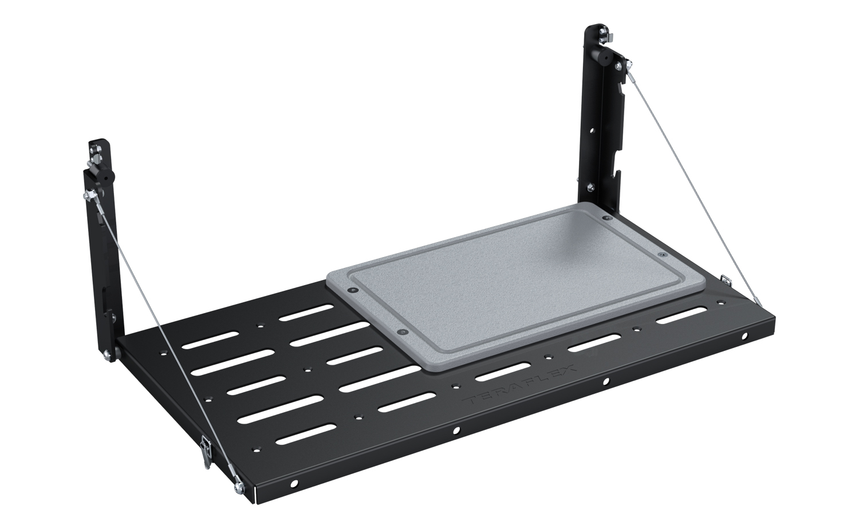 Jeep JK/JKU MP Tailgate Table w/ Cutting Board 07-18 Wrangler JK/JKU TeraFlex 4804180