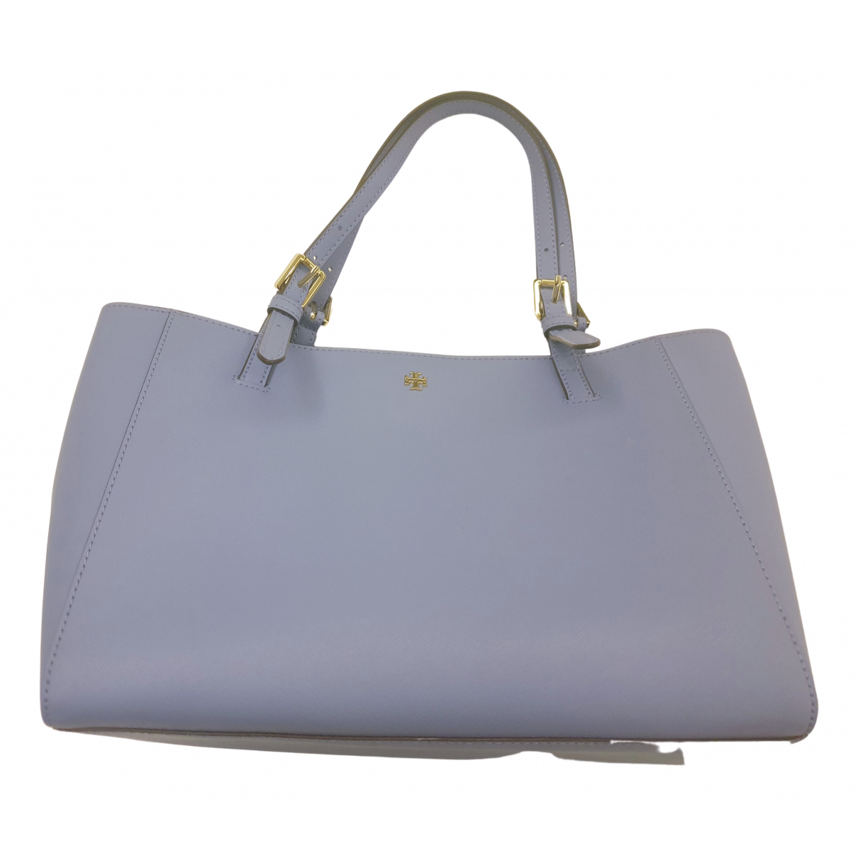 Tory Burch N Blue Leather handbag for Women N