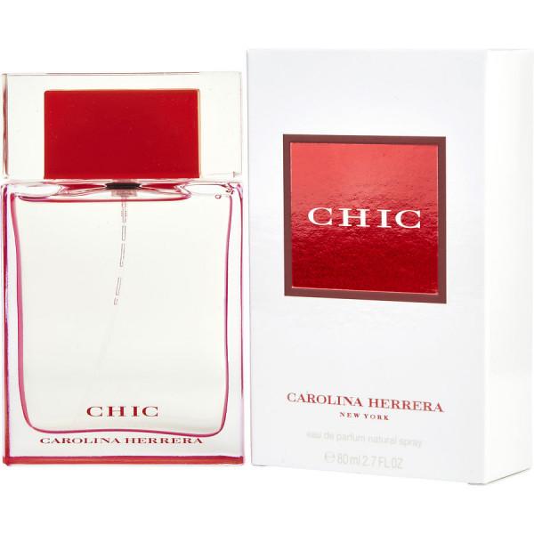 Chic - Carolina Herrera Eau de Parfum Spray 80 ML