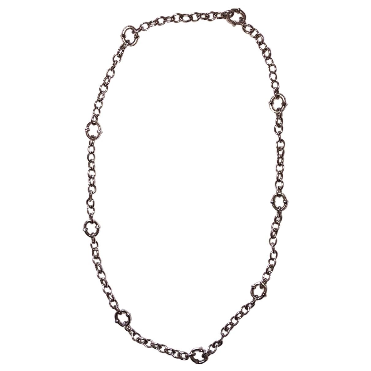 Collar largo de Plata Baccarat