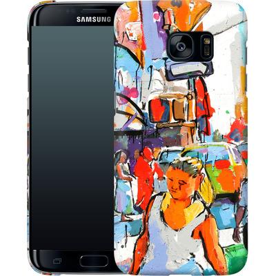 Samsung Galaxy S7 Edge Smartphone Huelle - My Favorite Corner von Tom Christopher